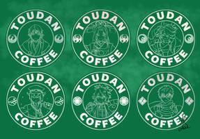 Toudan Coffee -Animal Set by AlaudeSketchbook