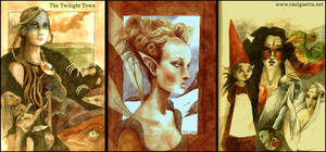 Magical Triptic 2006 by chicourano