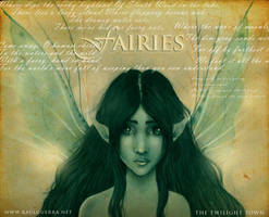 Fairies Postcards by chicourano