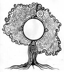 El arbol del bien by mimideath