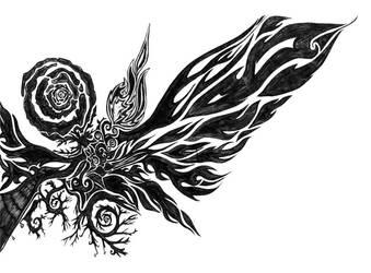 En alas del fuego by mimideath