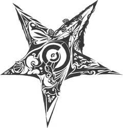 La estrella caida by mimideath