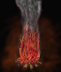 Fuego by mimideath