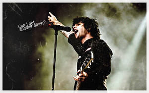Billie Joe - Amen by Santonator