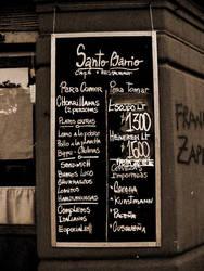Santo Barrio by viva-chile