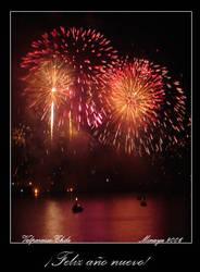 Happy New Year 1 by Minaya by viva-chile