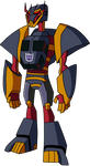 Transformers Animated OC - Fly by 0-MidnightBioshock-0