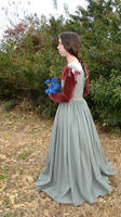 Florentine Gown 3 by CenturiesSewing