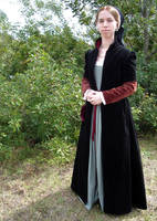 Fitted English Gown by CenturiesSewing