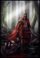 Saxon Blood by Peter-Ortiz