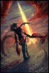 Angel Slayer by Peter-Ortiz