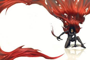 Dance of Blades by Peter-Ortiz