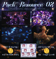 Pack Resource 02 by Dongtra-maochan