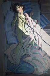 Oversleep Girl 2018 by titanomaquia