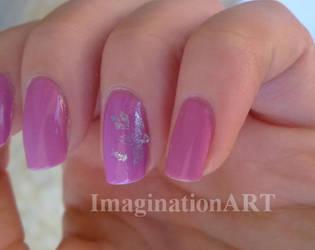 09_Easy Radiance Nail Art by pinkshadoww
