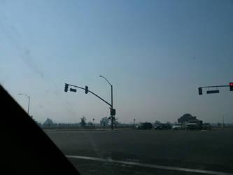 The Santa Cruz mountains? by Mindslave24-7