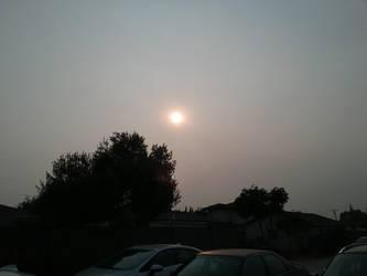 noonday sun by Mindslave24-7