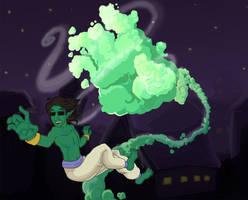 Prize: Gene for MistyTang by Desiree-Joy