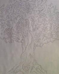 treesum1 by ughdaddy