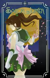 Art Deco Sailor Jupiter by Ranefea
