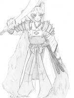 Inu no Taishou for Kojiro by Ranefea