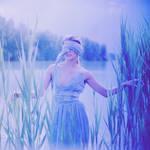 blue fairy tale by kaunau