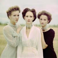 trio by kaunau