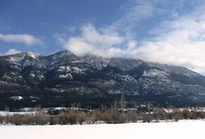 Panoramic Rockies by Lancerlover