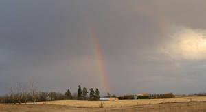 Rainbow Behind The Storm by Lancerlover