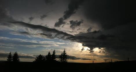 Complex Skies by Lancerlover