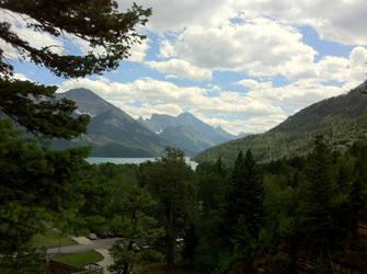 Waterton View by Lancerlover