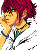 Lavi is bored by traumarei