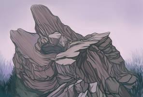 Crag by Rina-Li