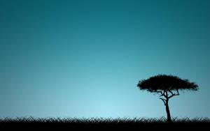 tree und grass by pauldgroot