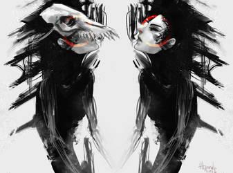 Monster by lllannah