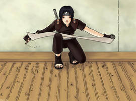 Naruto - Sai by nymphvt
