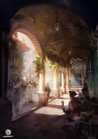 Assassin's Creed IV: Black Flag_Havana City by Donglu