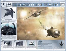 Titanium Rain: Hellcat specs by Josh-Finney