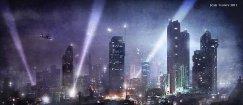 Ghost City by Josh-Finney