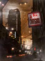 Night City by Josh-Finney