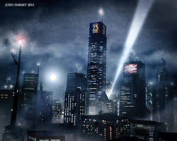 Max City by Josh-Finney