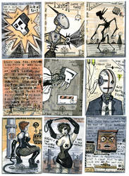 Friends Electric Cards 2 by Josh-Finney