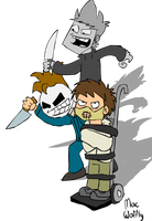 Horror Movie EDDSWORLD by MacWaffly