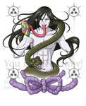 Bishie Villain: Orochimaru by jadress