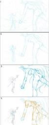 'Spar' WIP- step by stepc by jadress