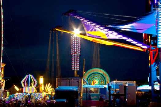A Night at the Fair by AreteEirene