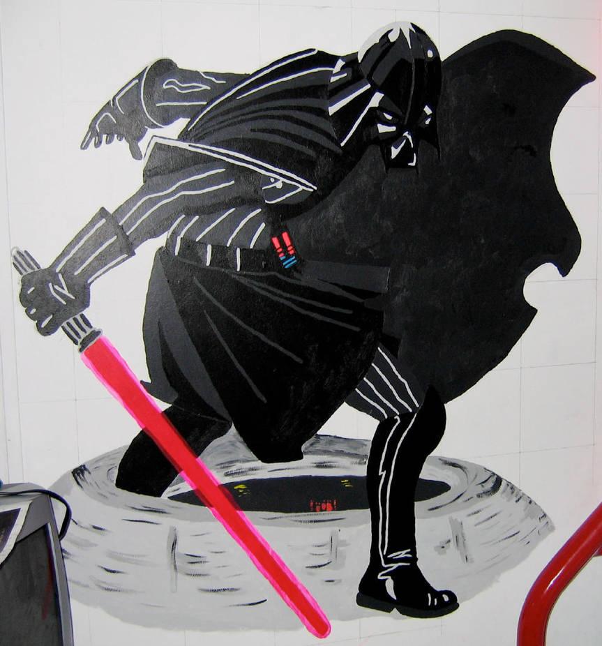 Darth Vader by AreteEirene