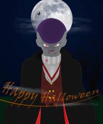 Vampire Frieza by ooCupcake256xx