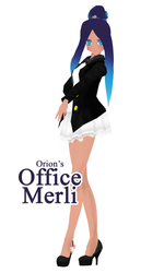 Orion's Office Merli + dl by ColorsOfOrion