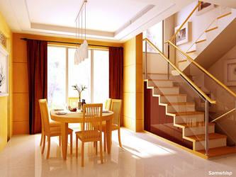 house design3 by SamWhisp